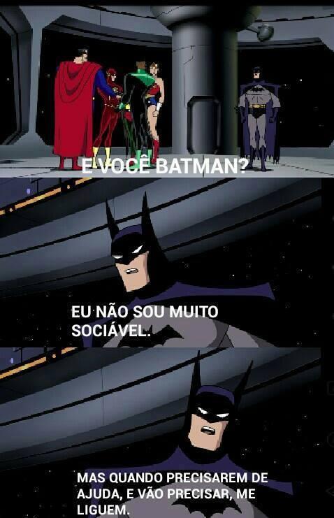 simplesmente batman